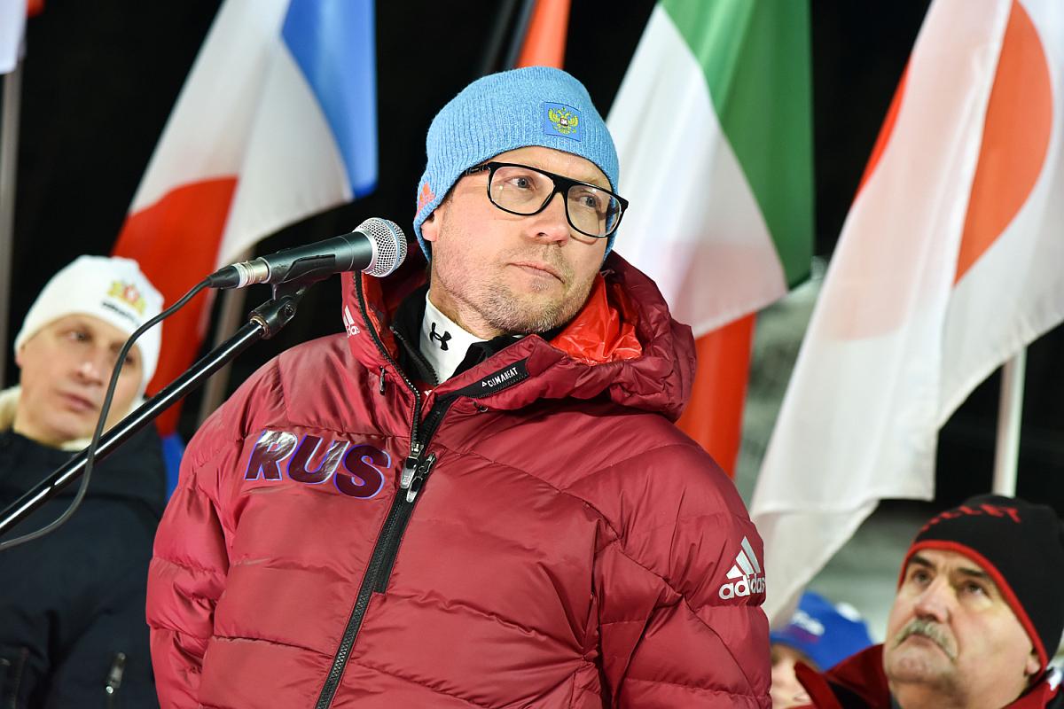 Dimitry Dubrovsky (fot. Ilia Khamov)