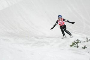 Maciej Kot na skoczni w Niżnym Tagile (fot. Ilia Khamov / World Cup Nizhny Tagil 2017)