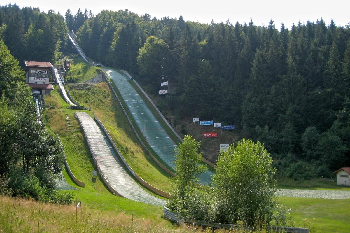 FIS Cup kobiet - Rastbuechl 2017