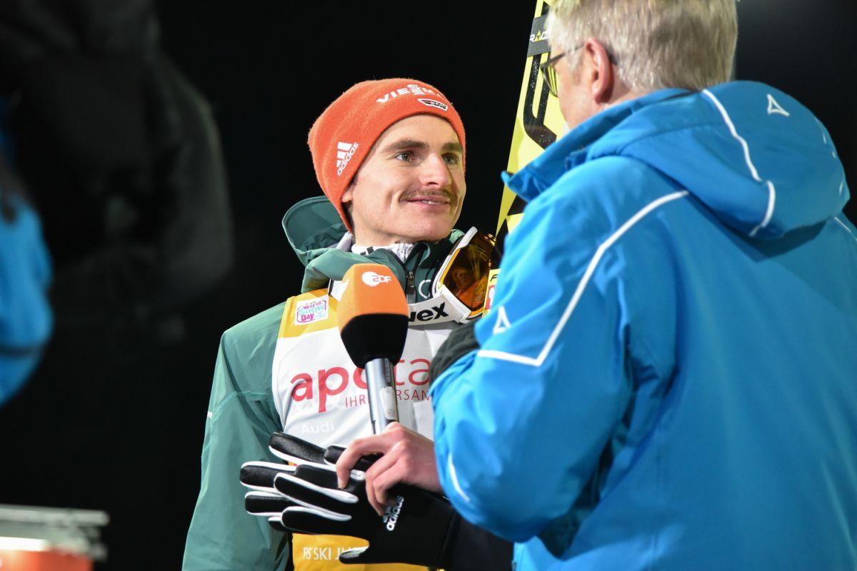 Richard Freitag (fot. Ilia Khamov / World Cup Nizhny Tagil 2017)