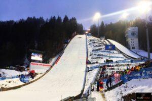 TCS Bischofshofen: Trudne warunki na skoczni, trening i kwalifikacje odwołane!
