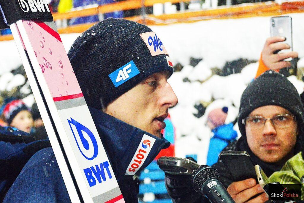"""Dawid Kubacki: """"Każdy po cichu liczy się z tym, że powalczymy o medal"""""""