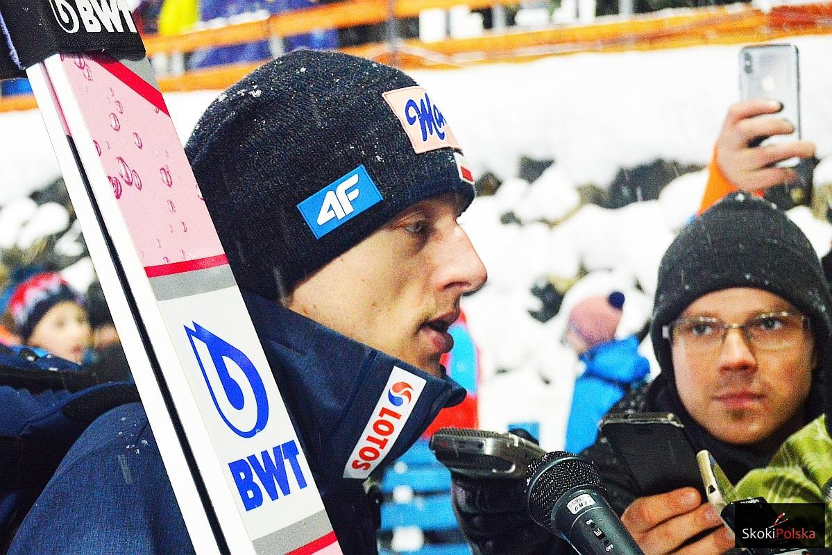 Dawid Kubacki (fot. Adrian Kyć)