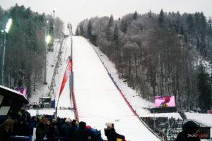 Heini-Klopfer-Skiflugschanze w Oberstdorfie (fot. Adrian Kyć)