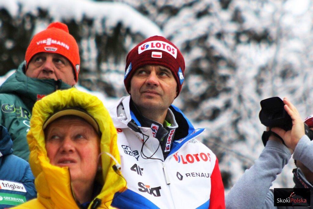 """Stefan Horngacher: """"Była szansa, Kamil był gotowy. Ale srebro jest bardzo dobre"""""""