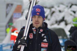 RAW AIR Vikersund: Stjernen przed Johanssonem w serii próbnej, Stoch trzeci!