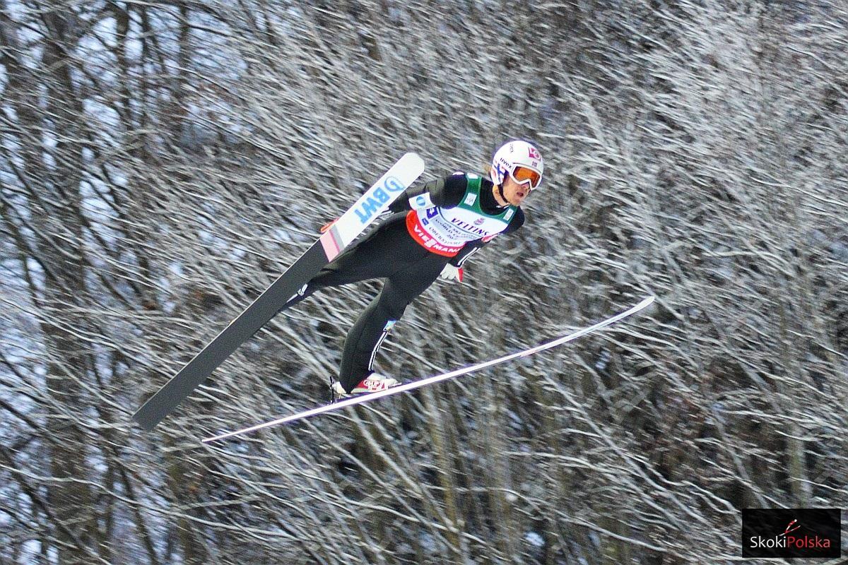 Daniel-Andre Tande (fot. Bartosz Leja)