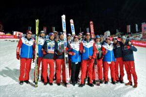 Trener Stefan Horngacher ogłosił skład reprezentacji na igrzyska