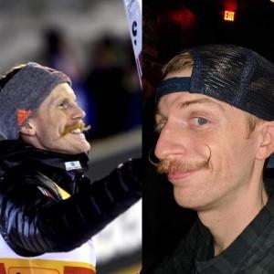 Czy Robert Johannson skopiował pomysł na wąsy? (źródło: www.instagram.com/protipsbylvg)