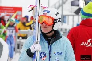 Abby Hughes, Oslo 2013 r. (fot. Stefan Piwowar)
