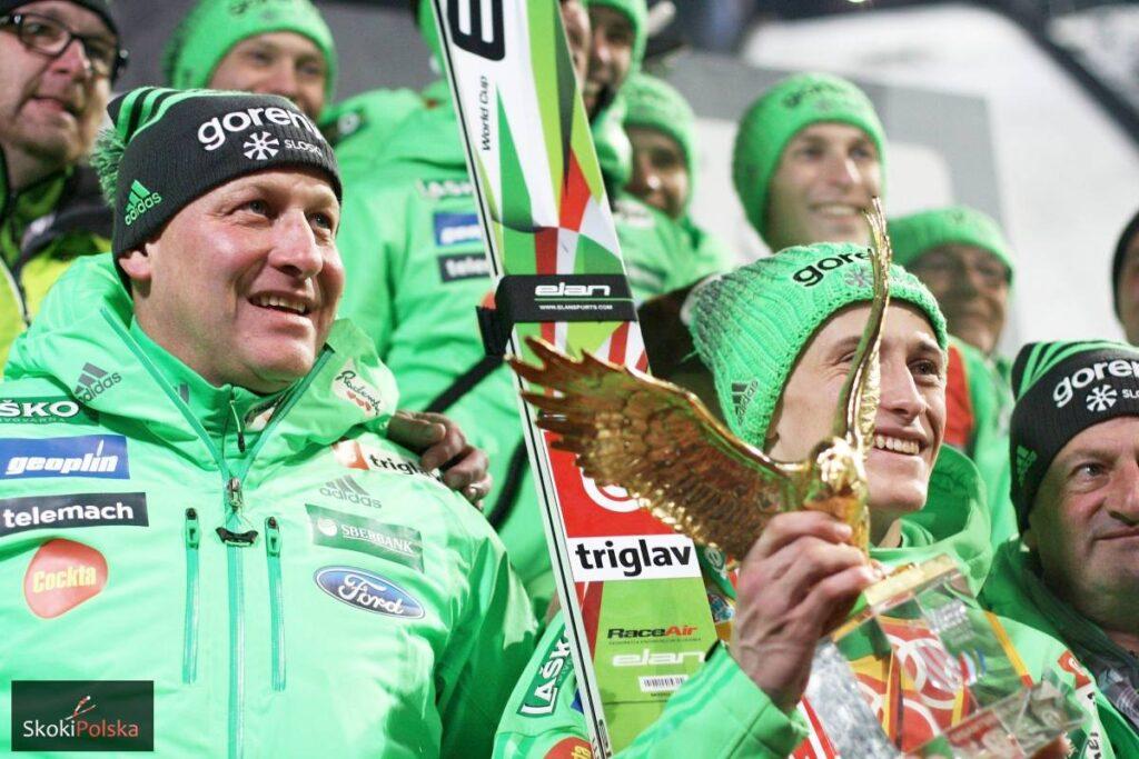 Read more about the article Słoweńcy bez Petera Prevca i Gorana Janusa w Lahti!