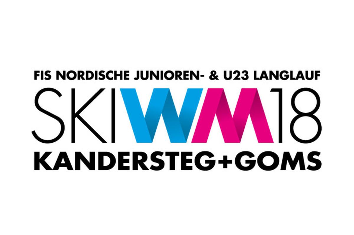 Kandersteg.2018 Mistrzostwa.Swiata.Juniorow logo - MŚJ Kandersteg: Dziś konkursy drużynowe skoczków i skoczkiń (LIVE)