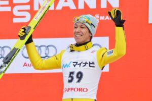 """Osiem igrzysk to wciąż mało. Noriaki Kasai: """"Chcę zdobyć medal za cztery lata"""""""