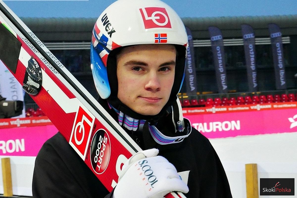 Marius Lindvik, fot. Magdalena Janeczko