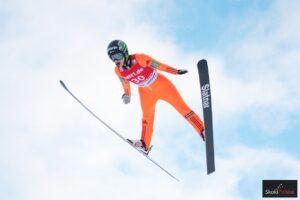 Nika Kriznar - wygrała inaugurację FIS Cup 2017/2018 (fot. Frederik Clasen)