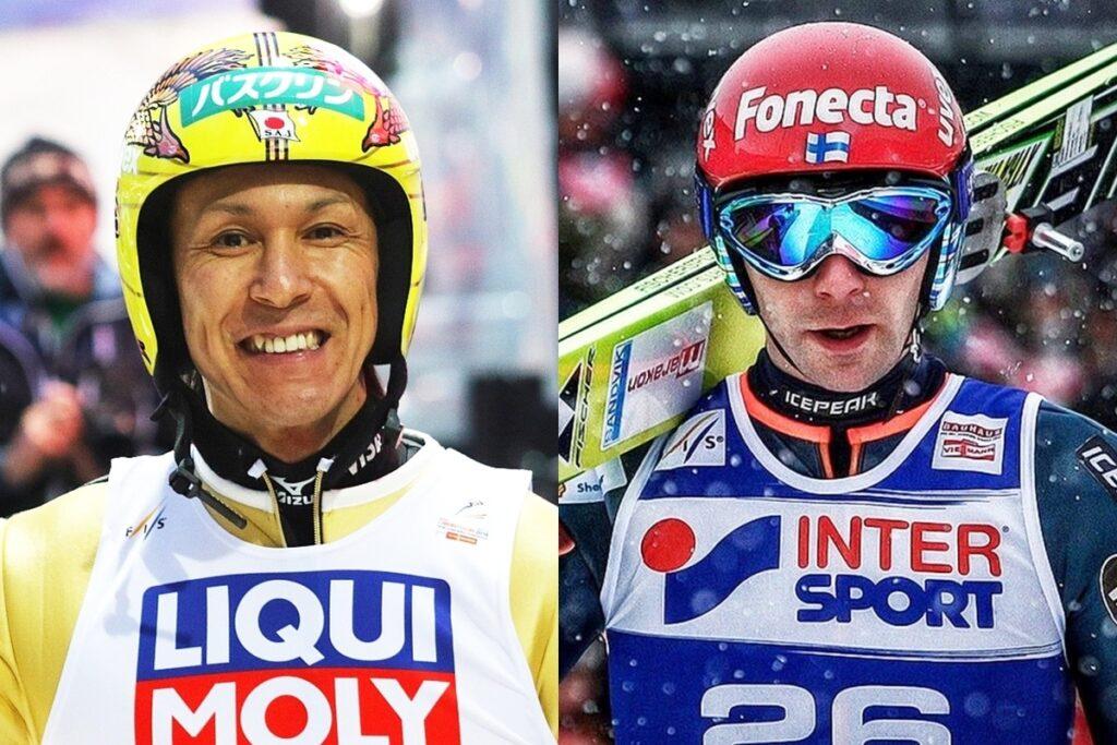 XXIII Zimowe Igrzyska Olimpijskie otwarte, legendy skoków w roli chorążych!