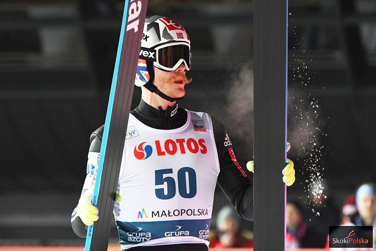 Robert Johansson Zakopane.2018 fot.Julia .Piatkowska - ZIO PyeongChang: Kwalifikacje dla Johanssona, Kobayashi z rekordem skoczni!