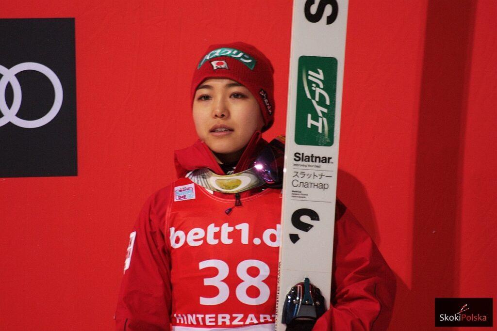 ZIO PyeongChang: Takanashi najlepsza w treningu pod nieobecność Lundby