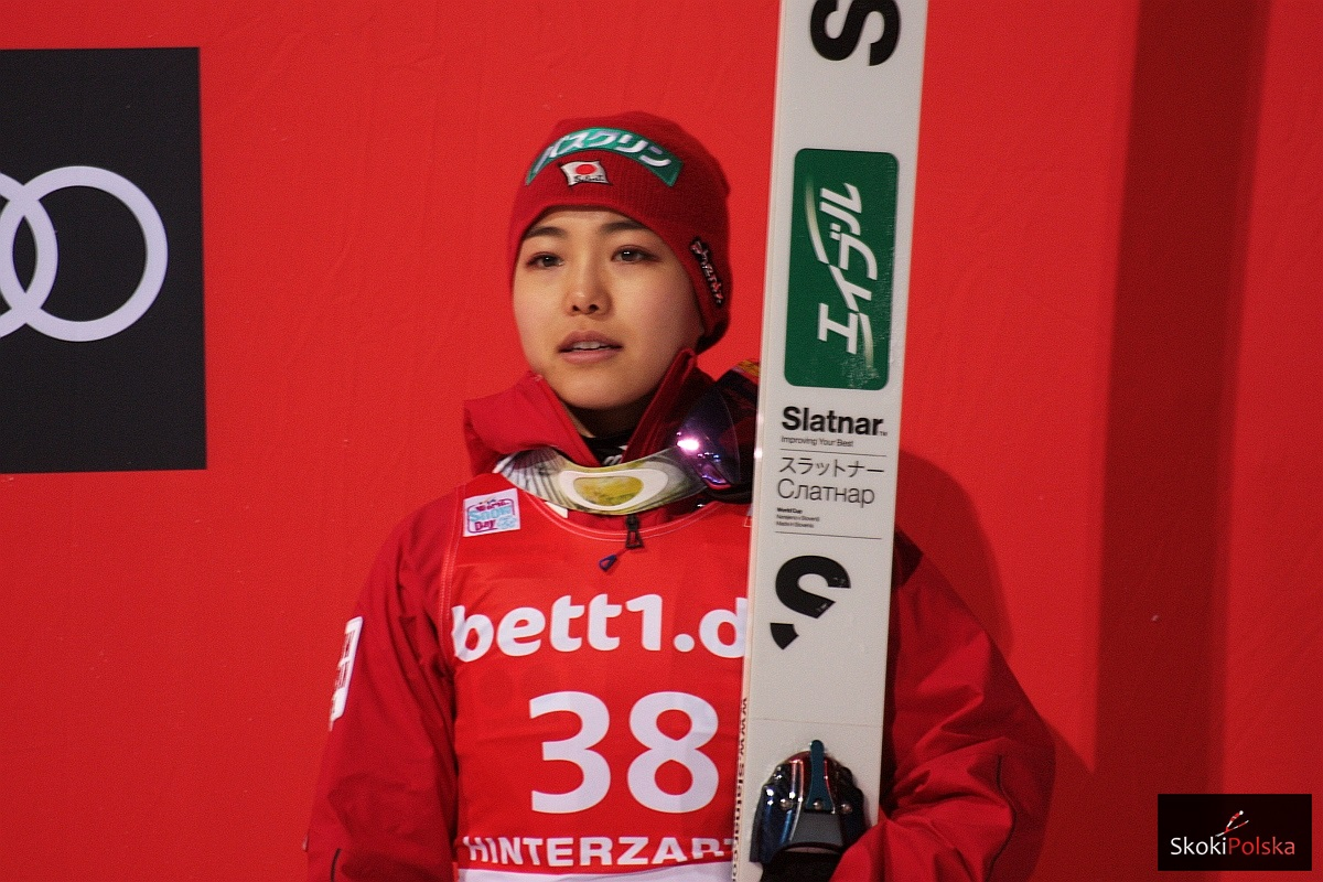 Sara Takanashi (fot. Frederik Clasen)