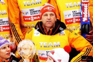 """Werner Schuster przed drużynówką: """"Sprawa złota jest otwarta"""""""