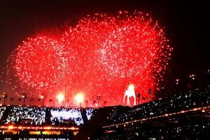 Znicz olimpijski w PyeongChang już płonie!