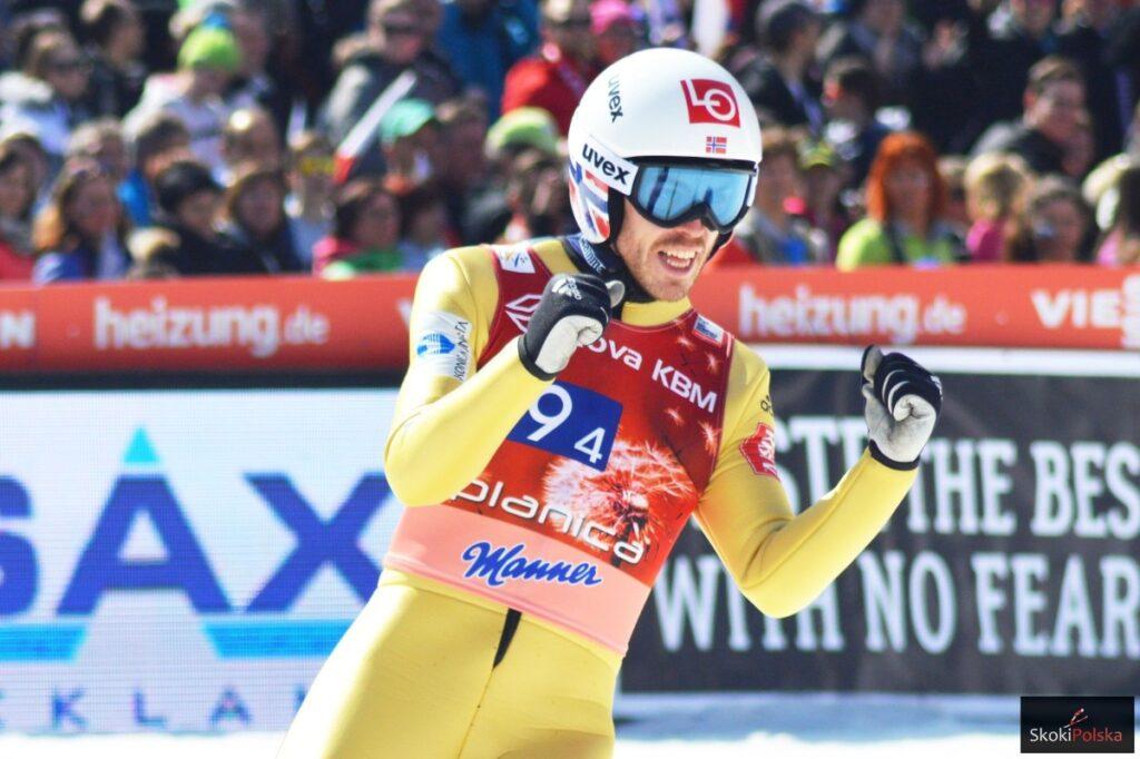 RAW AIR Trondheim: R. Kobayashi wygrywa, Stjernen kończy karierę na podium!