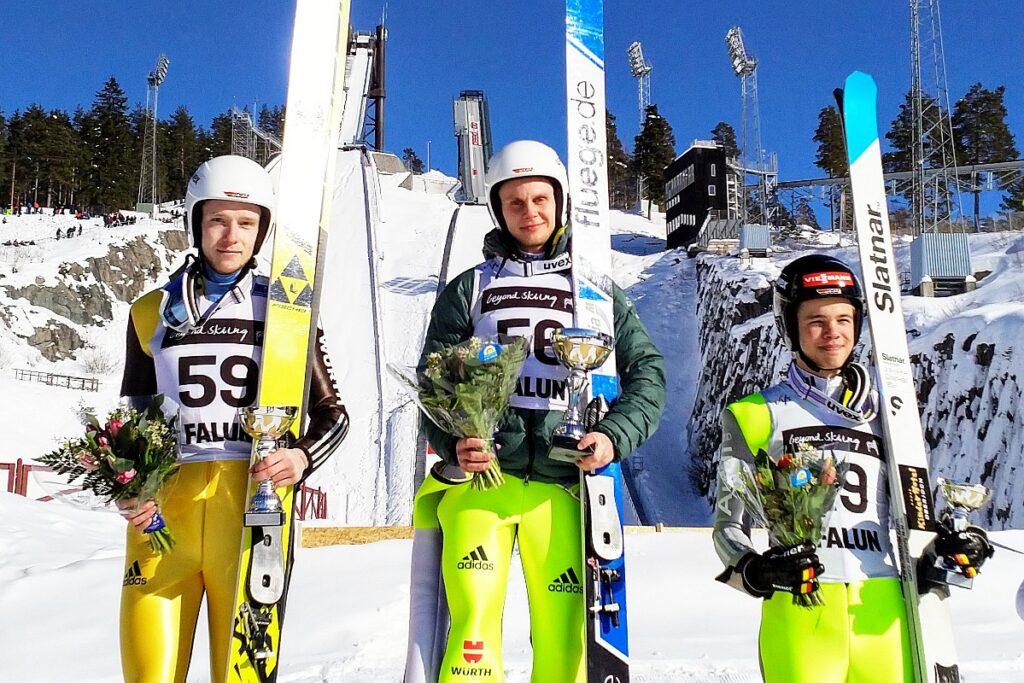 FIS Cup Falun: Pięciu Niemców na czele sobotniego konkursu