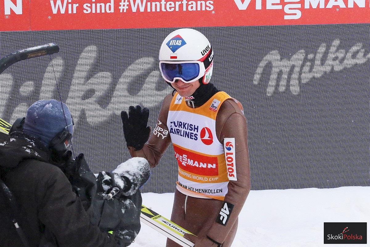 RAW AIR Lillehammer: Stoch wygrywa kwalifikacje, Kubacki drugi!