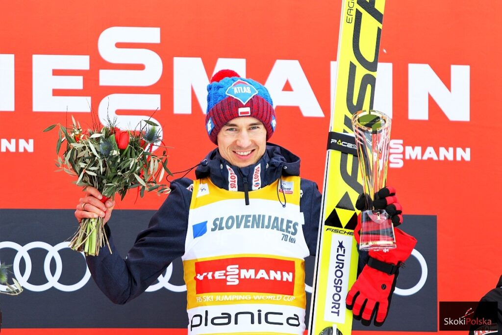 Read more about the article PŚ Planica: Kamil Stoch z 30. pucharowym triumfem w karierze!