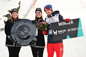Kamil Stoch triumfatorem Raw Air (fot. Przemek Wardęga)