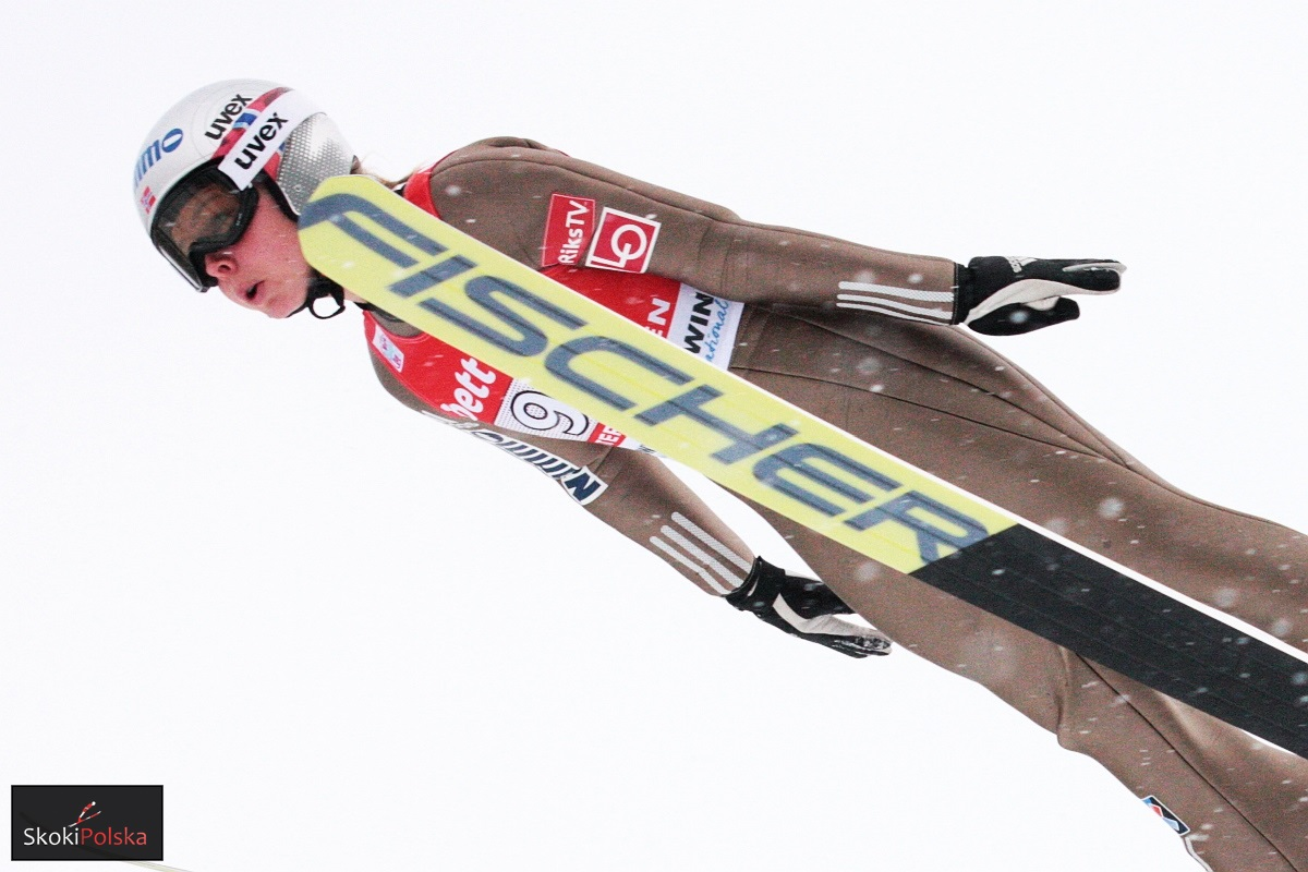 Maren Lundby (fot. Frederik Clasen)