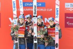 Norwegia, Tande Stjernen Johansson Forfang, Planica 2018, fot. Julia Piątkowska