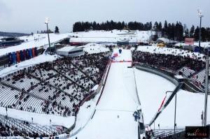 Oslo Holmenkollen 2018 fot.Julia .Piatkowska 300x199 - RAW AIR Oslo: Tande wygrywa loteryjny konkurs, wiatr zwiał Stocha z podium!