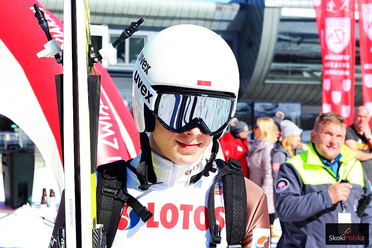 Paweł Wąsek (fot. Agata Bodak)