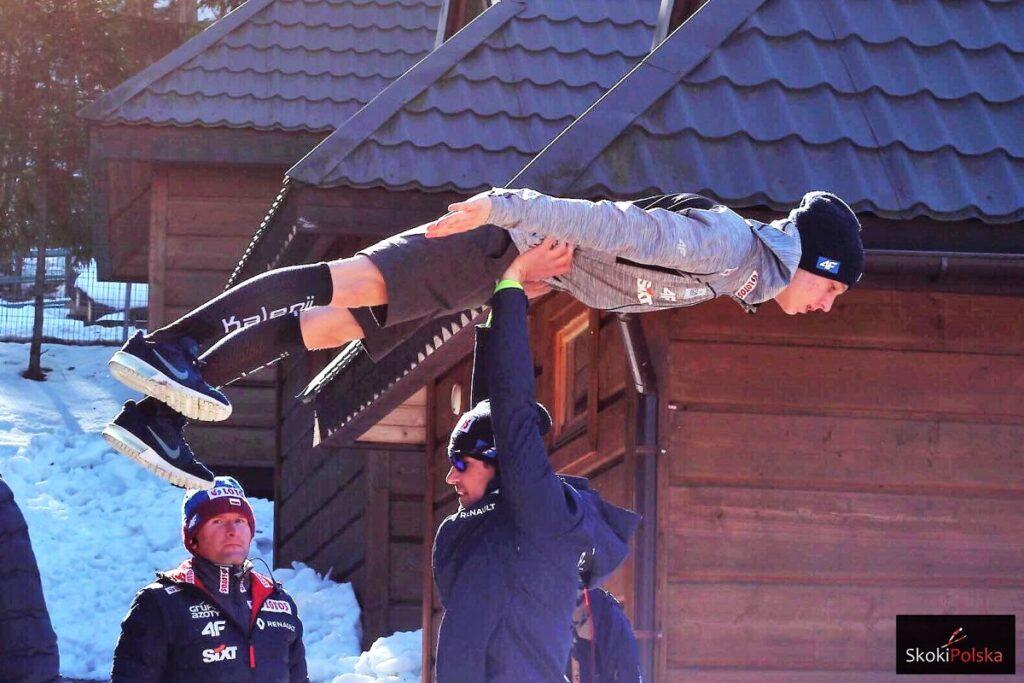 Znamy skład Polaków na loty w Oberstdorfie, zadebiutuje junior!