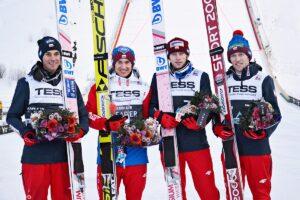 MŚ: 12 drużyn na starcie drużynówki w Innsbrucku, czy Polacy obronią tytuł? (LIVE)