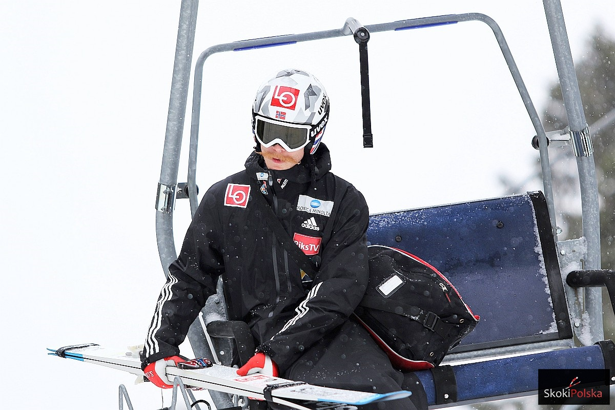 Robert Johansson (fot. Julia Piątkowska)