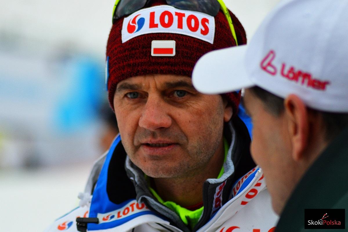 Stefan Horngacher (fot. Bartosz Leja)