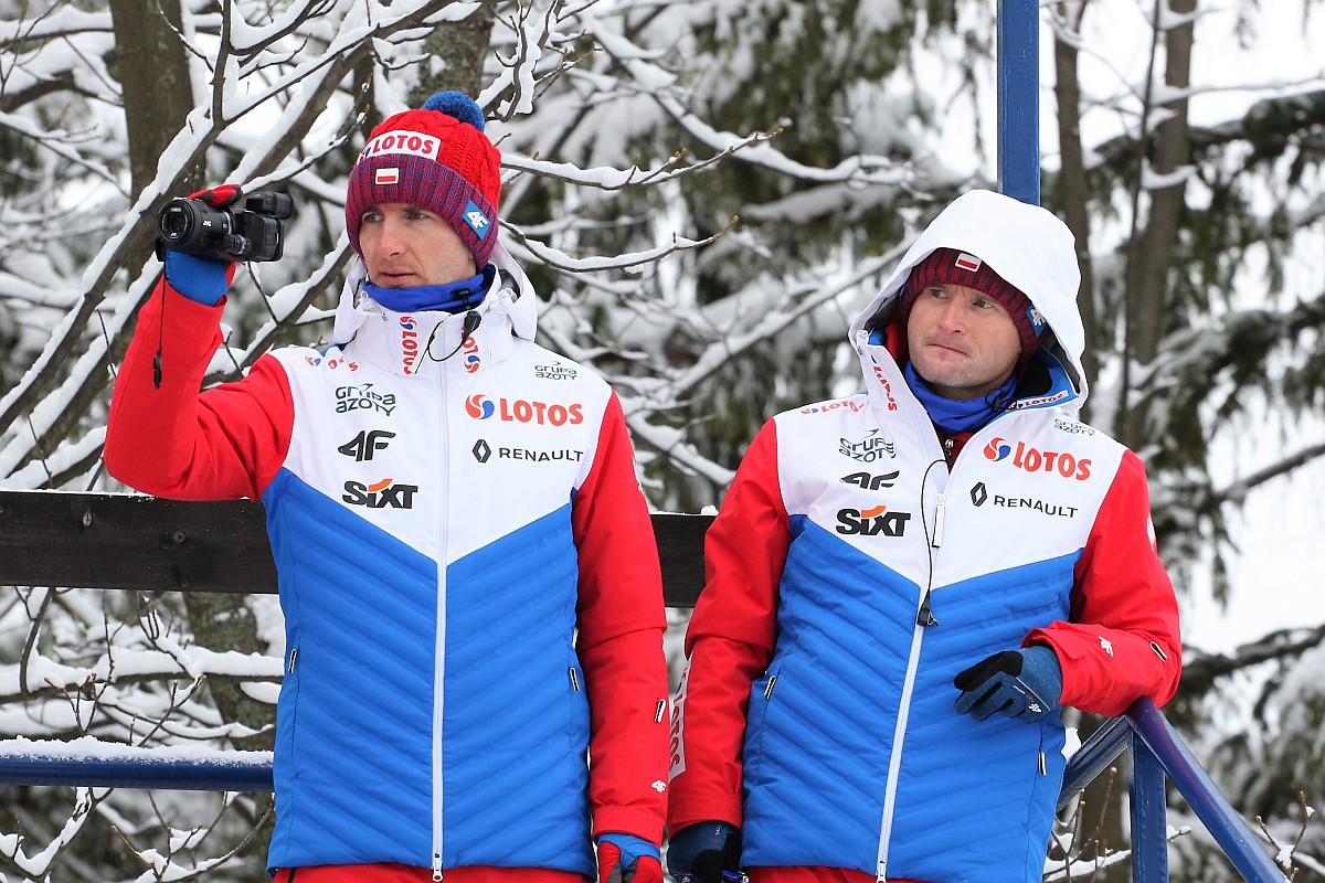 Wojciech Topór i Maciej Maciusiak (fot. PZN)