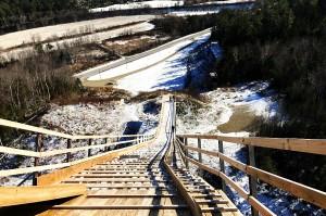 Berlin New.Hampshire Nansen.Ski .Jump fot.Scott .Halvorson 300x199 - Zapomniane dziedzictwo norweskich imigrantów - Nansen Ski Jump