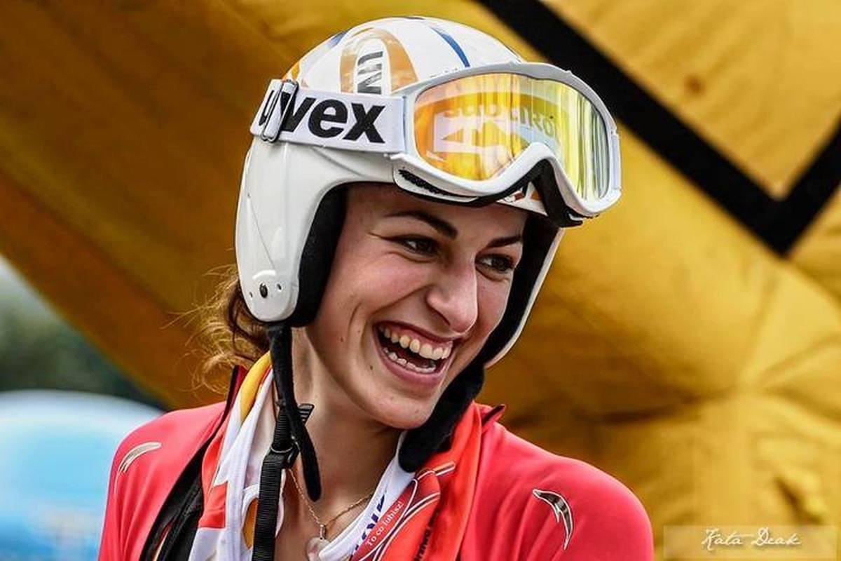 Evelyn Insam (fot. Kata Deak)