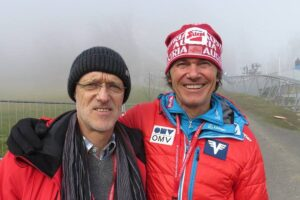 Toni.Innauer Andreas.Felder fot.Hans .Aumayr 300x200 - Austriacka walka na wieży trenerskiej, Pointner krytykuje Feldera