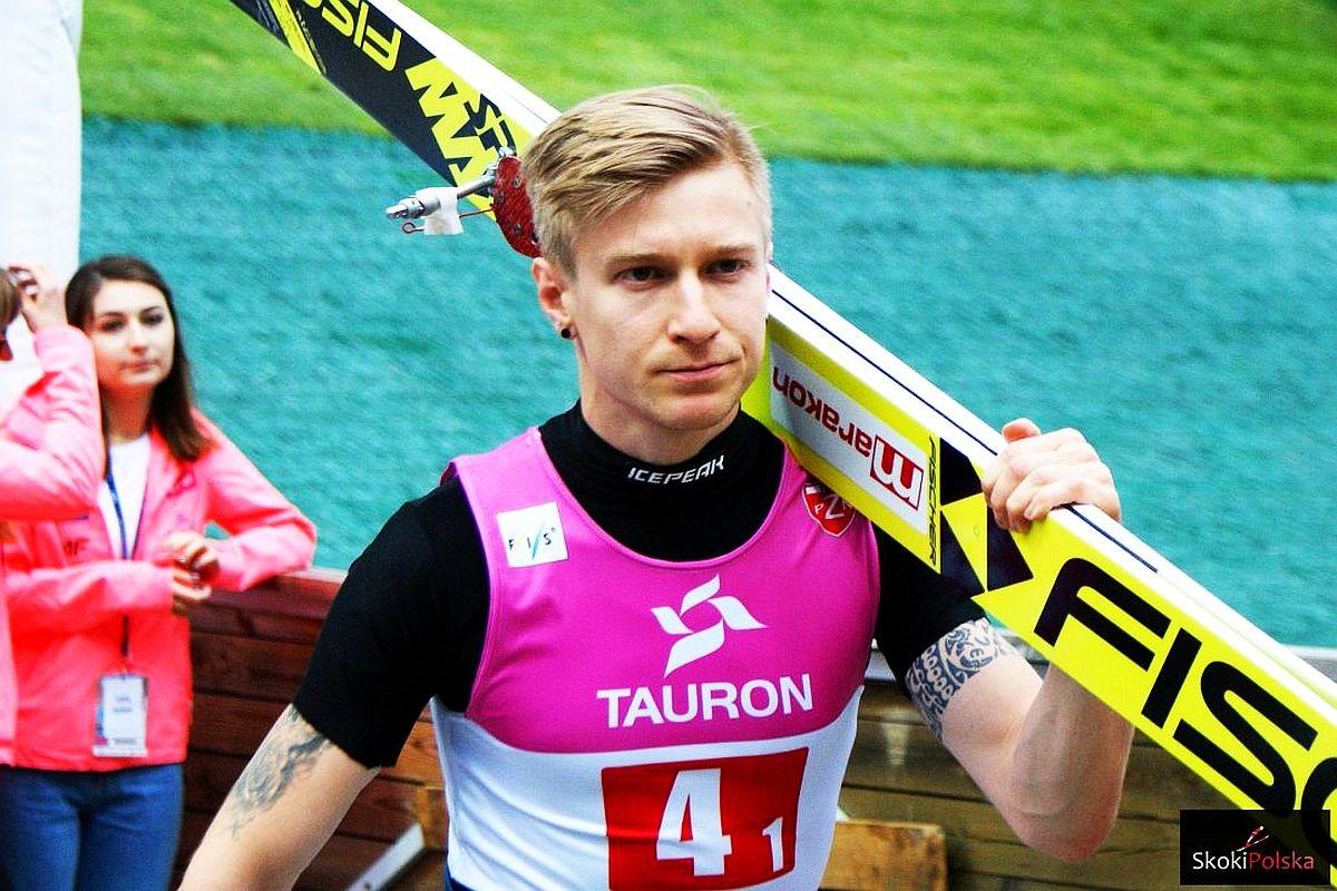 Ville Larinto (fot. Magdalena Janeczko)