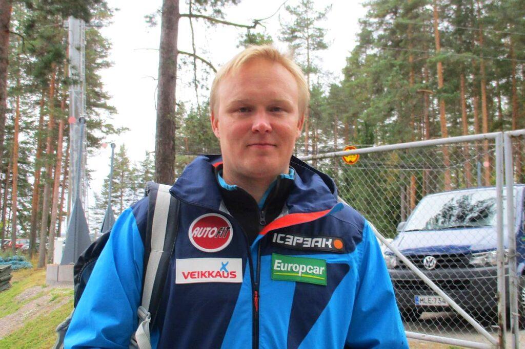 Lauri Hakola: Zmierzamy w dobrym kierunku