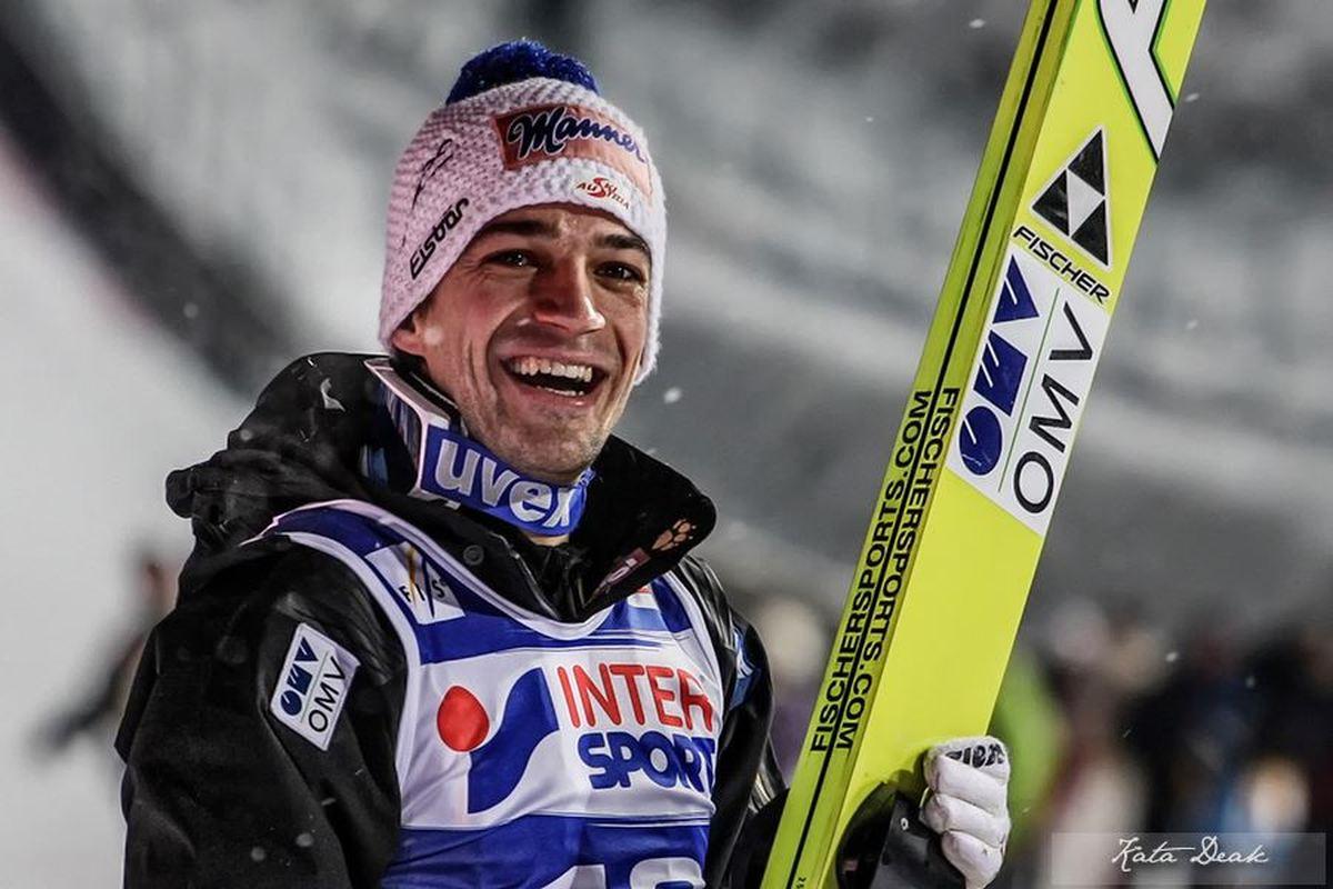 Andreas Kofler (fot. Kata Deak)