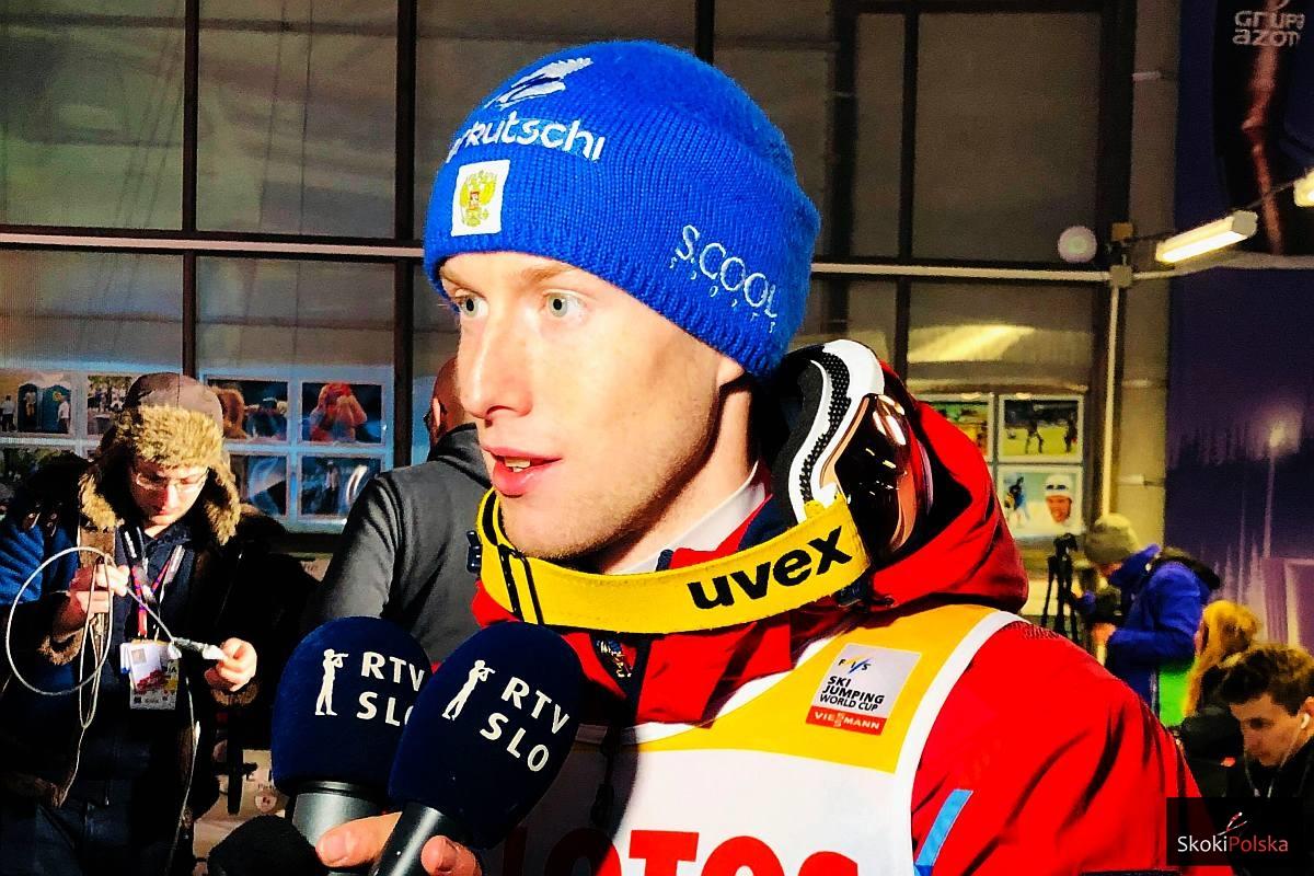 """Klimov dumny po wygranej: """"Byłem zdenerwowany, ale wszystko działało idealnie"""""""