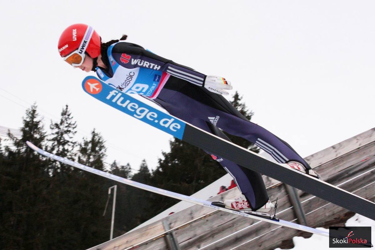 Juliane Seyfarth lot Oberstdorf2016 fot.Frederik.Clasen - FOTORELACJE