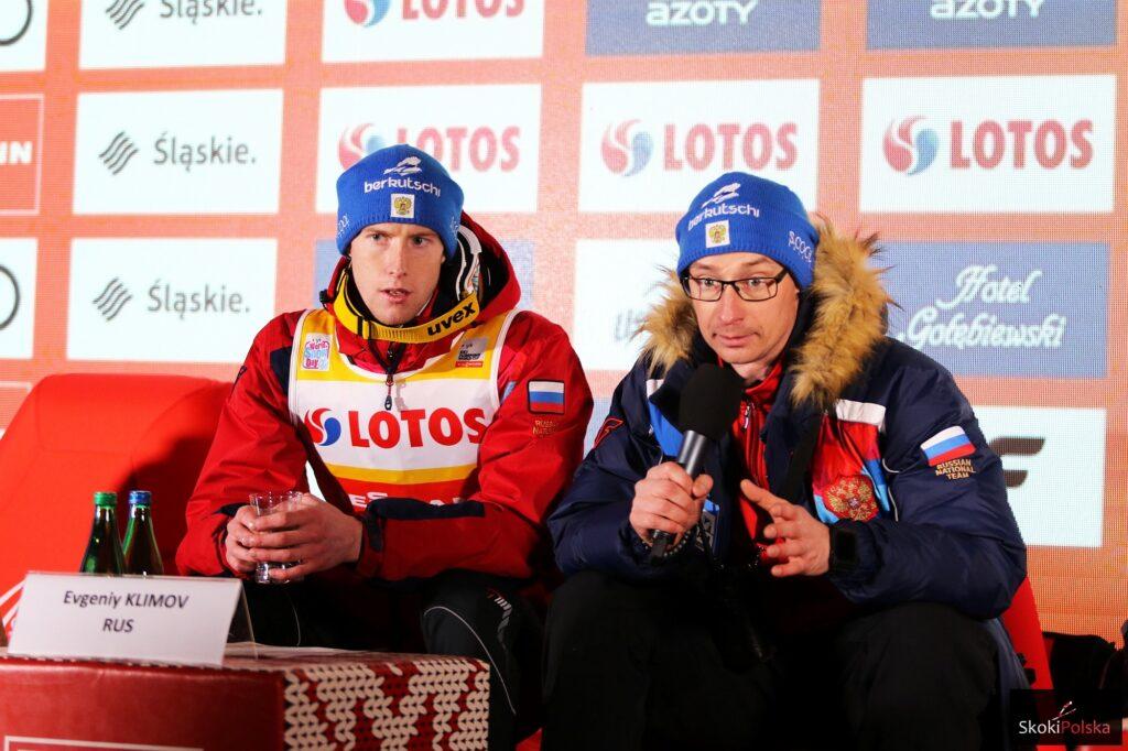 """Rosjanie przed """"domowymi"""" konkursami – czy Klimov znów odpali?"""