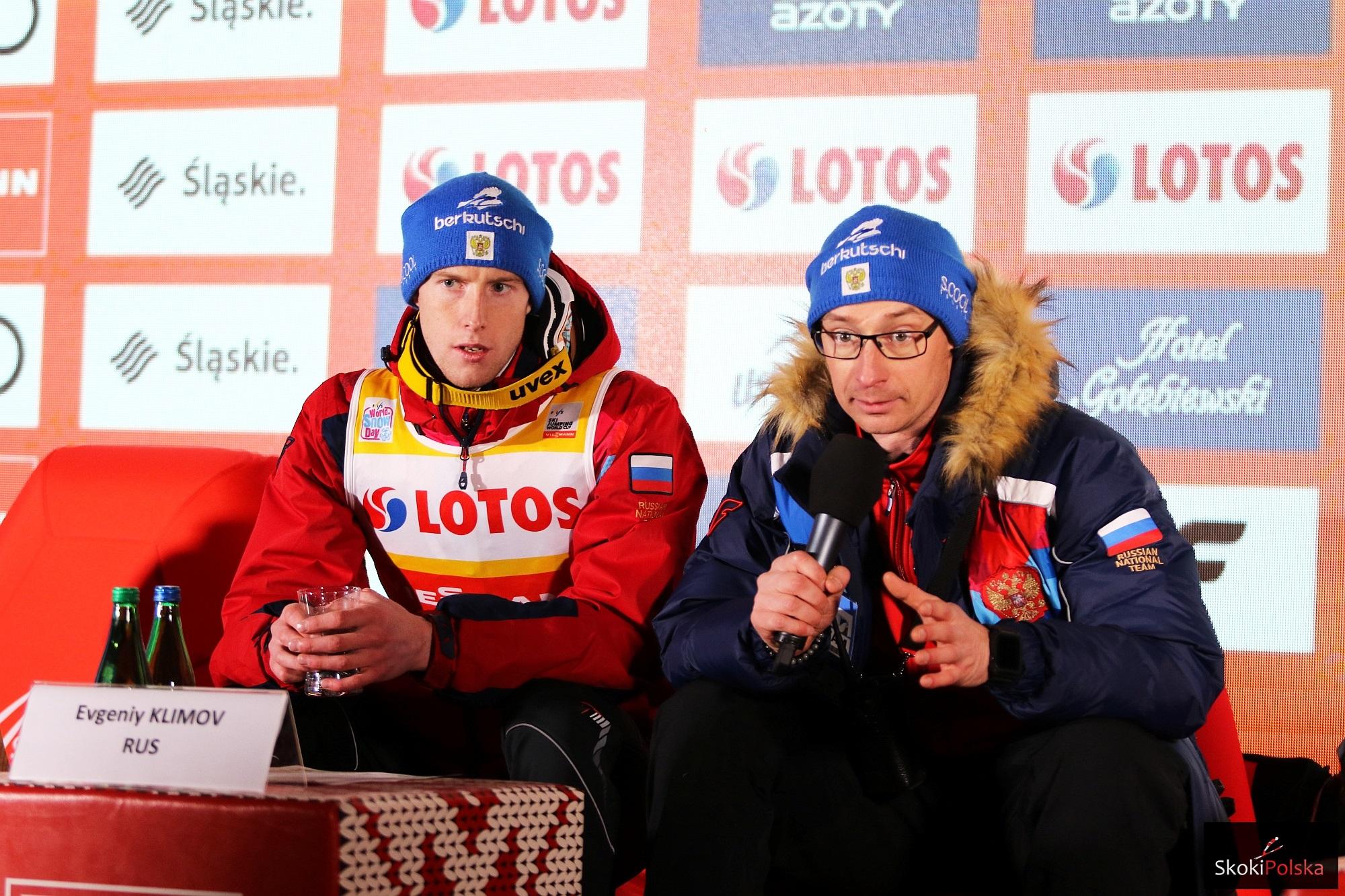 Evgeniy Klimov i Evgeniy Plekhov (fot. Julia Piątkowska)