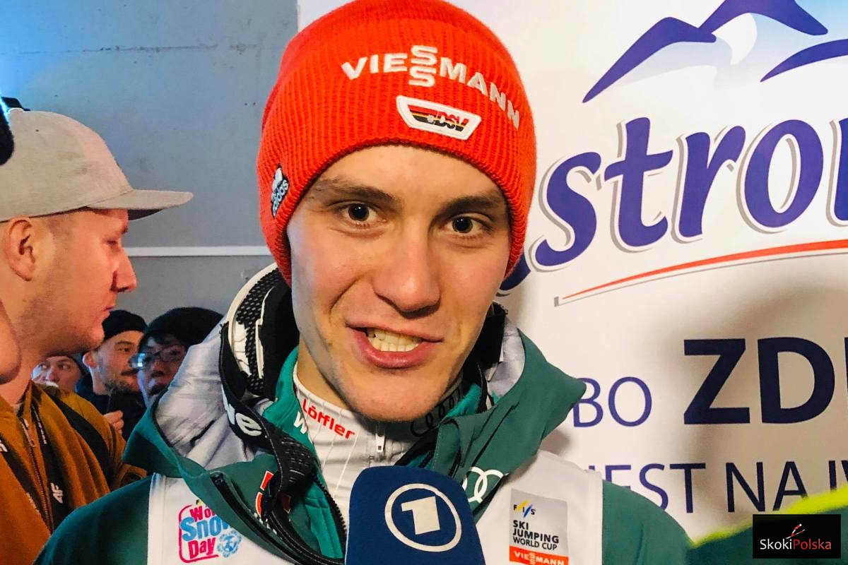 Stephan Leyhe (fot. Anna Trybuś)